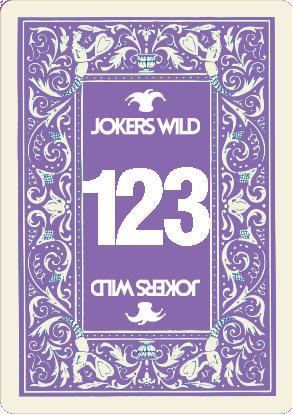 Buy a Jokers Wild Live raffle ticket today! Jokers Wild Card 123