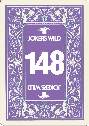 Buy a Jokers Wild raffle ticket today! Jokers Wild Card 148