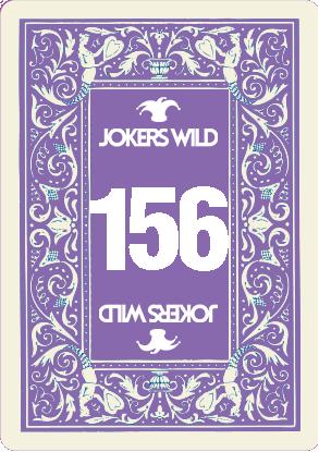 Buy a Jokers Wild Louisville raffle ticket today! Jokers Wild Card 156
