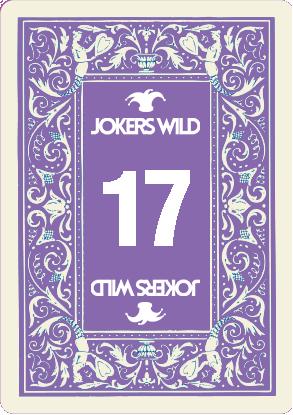 Buy a Jokers Wild Louisville raffle ticket today! Jokers Wild Card 17