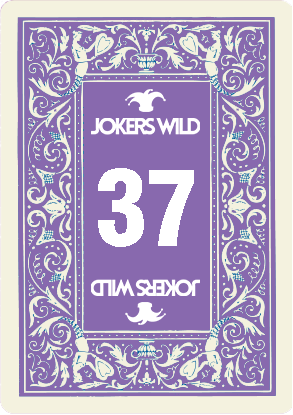 Buy a Jokers Wild Louisville raffle ticket today! Jokers Wild Raffle Card 37