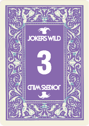Buy a Jokers Wild Louisville raffle ticket today! Jokers Wild Card 3