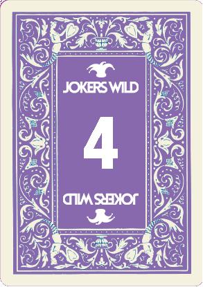 Buy a Jokers Wild Louisville raffle ticket today! Jokers Wild Card 4