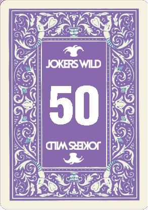Buy a Jokers Wild Louisville raffle ticket today! Jokers Wild Raffle Card 50