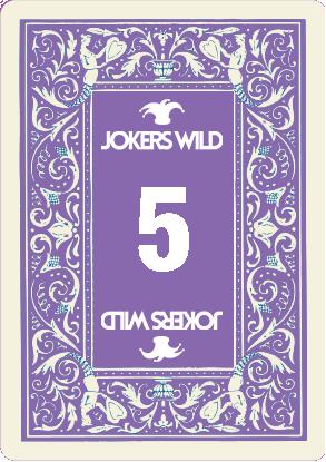 Buy a Jokers Wild Louisville raffle ticket today! Jokers Wild Card 5