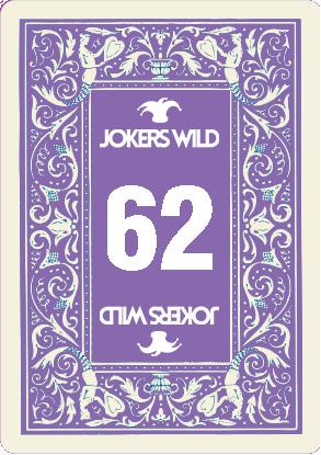 Buy a Jokers Wild Louisville raffle ticket today! Jokers Wild Raffle Card 62