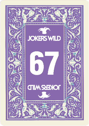 Buy a Jokers Wild Louisville raffle ticket today! Jokers Wild Raffle Card 67