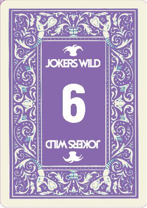 Buy a Jokers Wild Louisville raffle ticket today! Jokers Wild Card 6