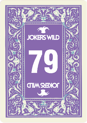 Buy a Jokers Wild Louisville raffle ticket today! Jokers Wild Raffle Card 79