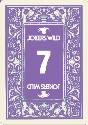 Buy a Jokers Wild Louisville raffle ticket today! Jokers Wild Card 7