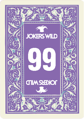 Buy a Jokers Wild Louisville raffle ticket today! Jokers Wild Raffle Card 99