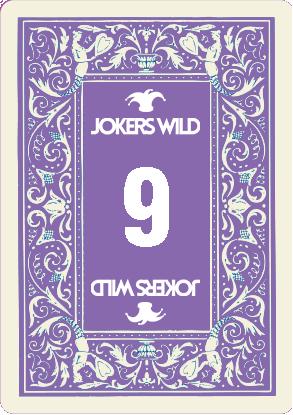 Buy a Jokers Wild Louisville raffle ticket today! Jokers Wild Card 9